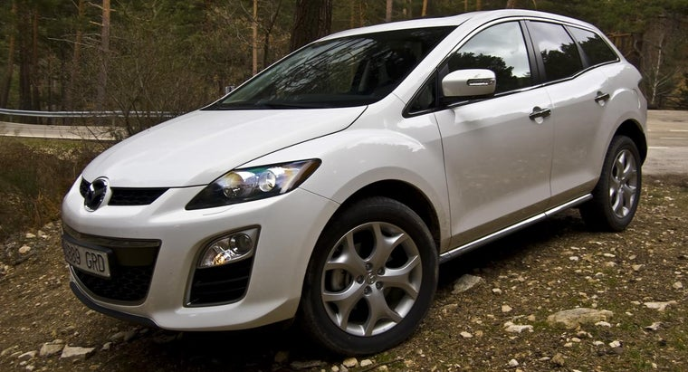 What Are Some Common Problems With the 2007 Mazda CX-7?