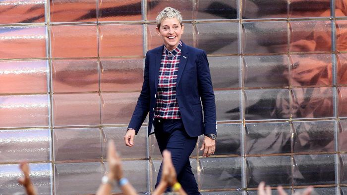 What Is Ellen DeGeneres' Official Email Address for Fans?