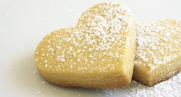What Is a Recipe for Buttery Shortbread Cookies?
