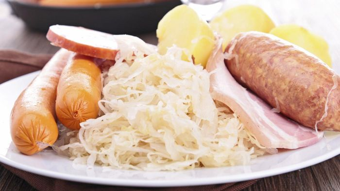 How Do You Make Sauerkraut in a Crock-Pot?
