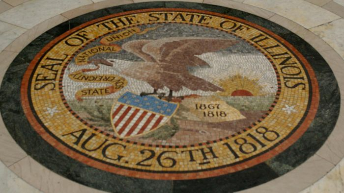 What do state seals represent?