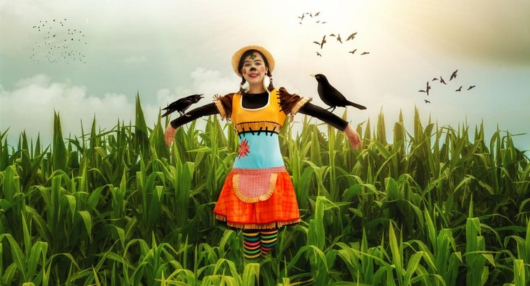 How Do You Print Scarecrow Patterns?