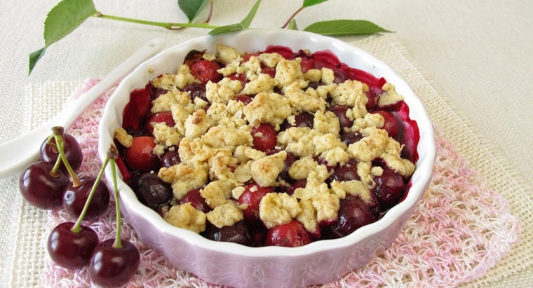What Are the Ingredients for Paula Deen's Cherry Cobbler?