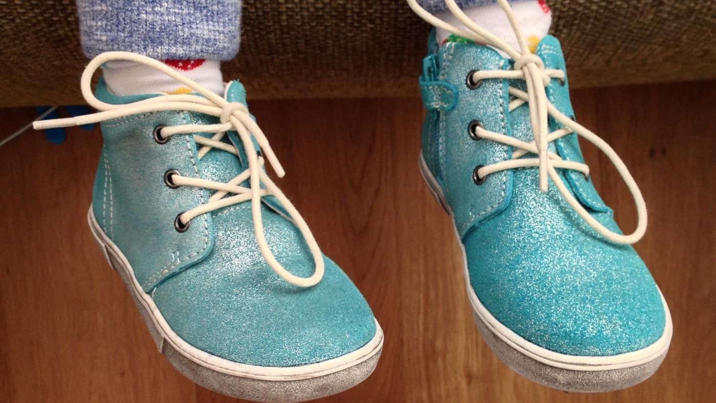 What Age Do Babies Wear Size  Shoes