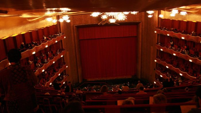 What Theaters Show the Met Opera Live in HD?