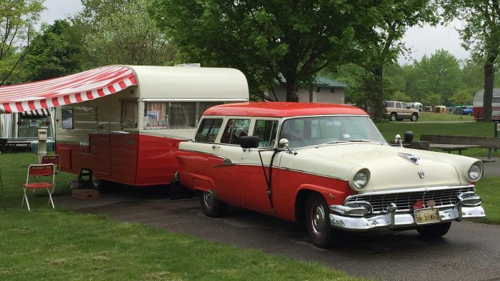 How Do You Find Vintage Trailers for Sale?