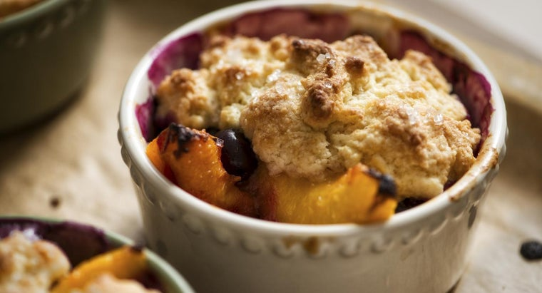 What Is a Recipe for Cake Mix Cobbler?