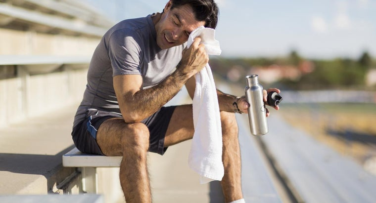 How Do You Remove Sweat Stains?