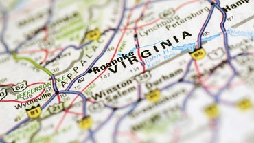 Where Can You Find a Detailed Map of Virginia?