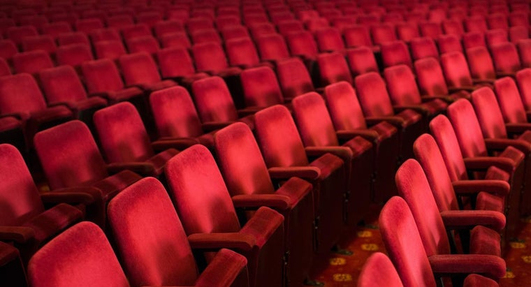 Where Can You Find a List of Movies Playing in Theaters?