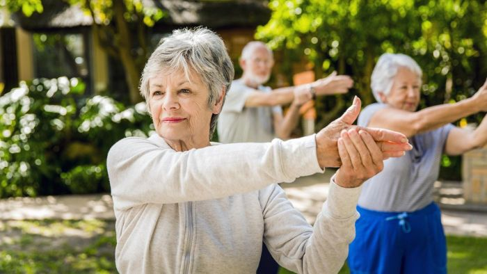 What Are Some Easy Stretching Exercises for Seniors to Increase Their Flexibility?