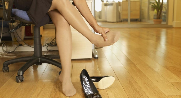 What Are Some Ways to Relieve Sore Feet?