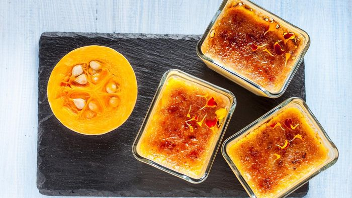 What Ingredients Are in a Pumpkin Custard Recipe?