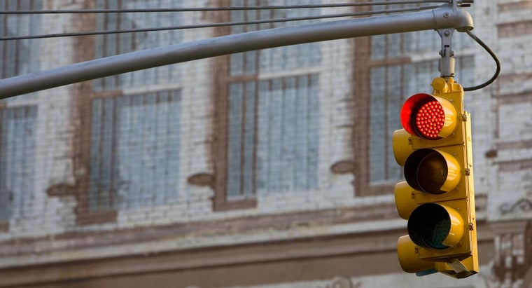 What Are Uses for a Used Traffic Signal?