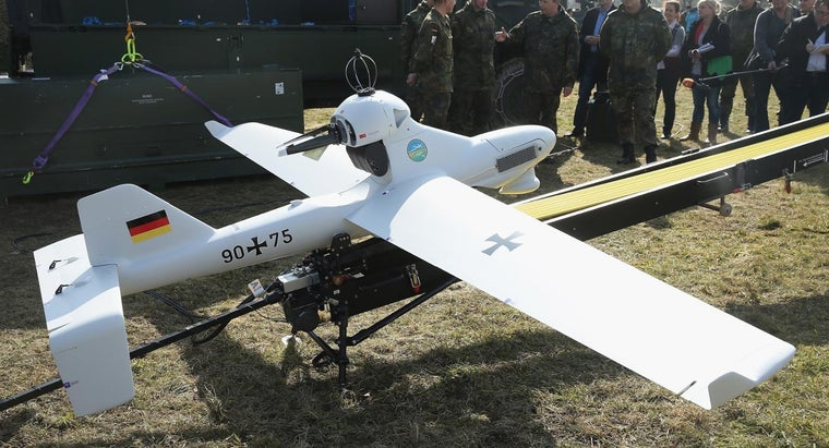 How Do Military Drones Work?