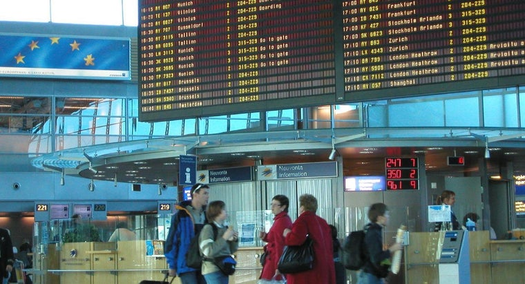 Where Can You Find a List of Airport Codes?