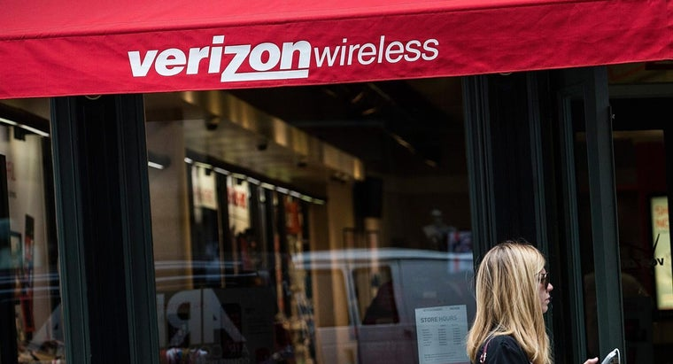 How Can You Obtain Contact Details for Verizon Cell Phone?