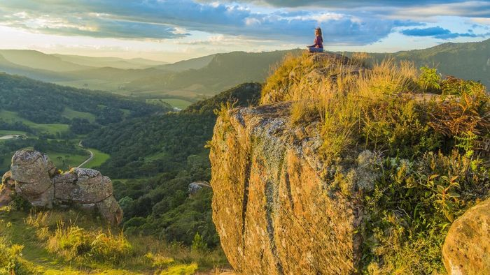 What Does the Landscape in Brazil Look Like?