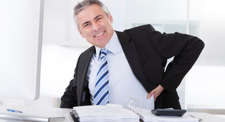 What Are the Common Symptoms of Back Spasms?