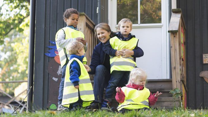 What Types of Free Child Care Programs Are Available?