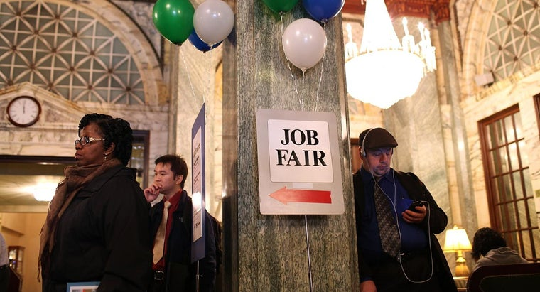 How Do You Find Local Job Fairs?