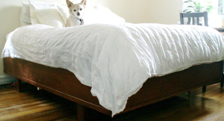 Where Can You Purchase Replacement Bed Frame Parts?