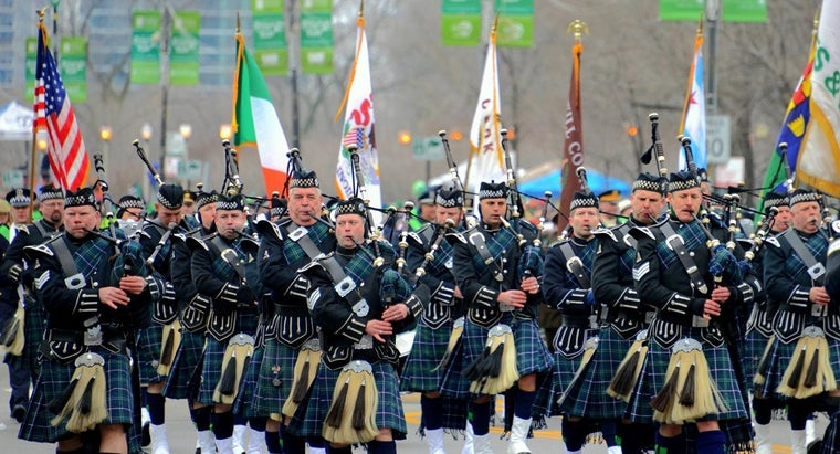 Where Can You Find Out What Irish Tartan Is Associated With Your Name?