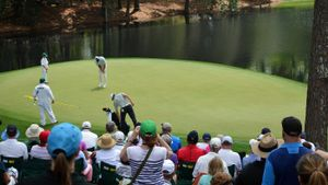 Where Can You Find Standings for the PGA Tour?