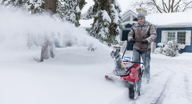 What Are Some Good Simplicity Snowblower Models?