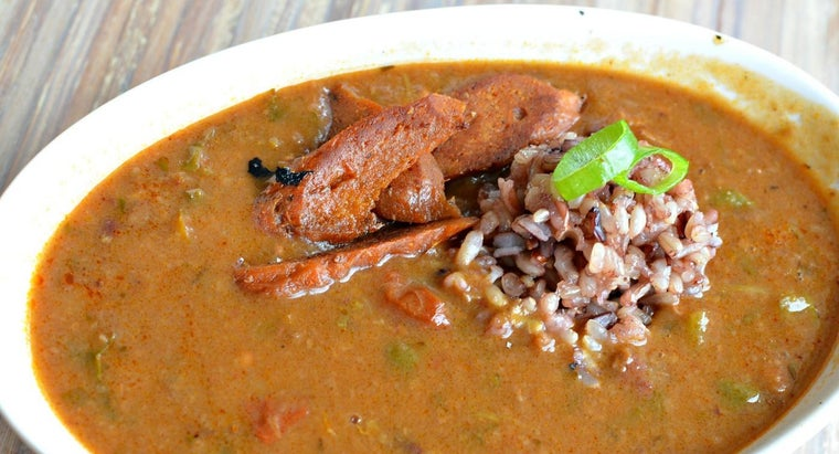 What Is a Recipe for New Orleans Gumbo?