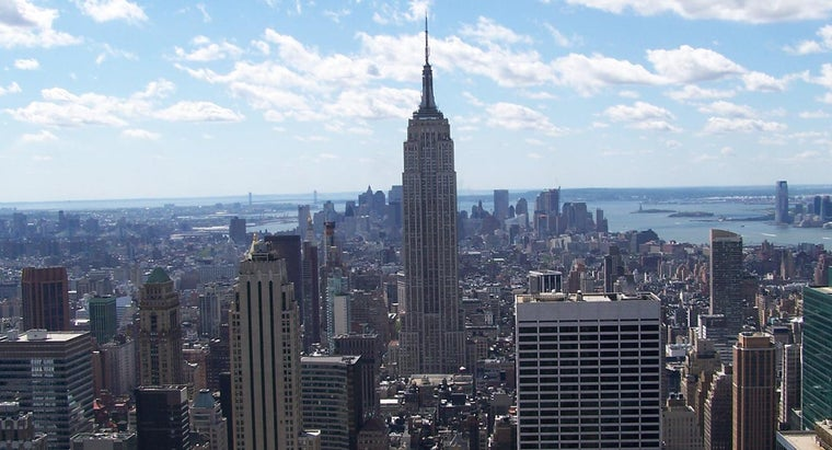 What Are Some of the Neighborhoods Included in New York's Five Boroughs?