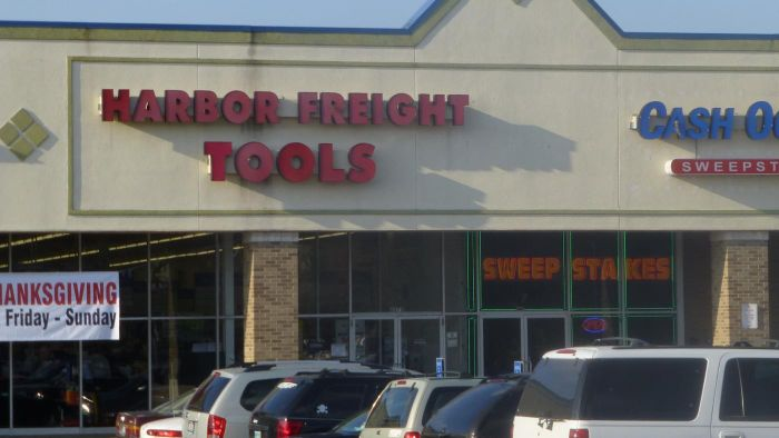 Where Can You Find a Harbor Freight Tools Catalog?