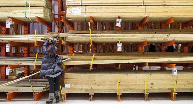 Where Can You Find a Lumber Size Chart Online?
