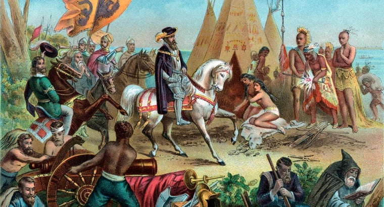 What Is Hernando De Soto Known For?