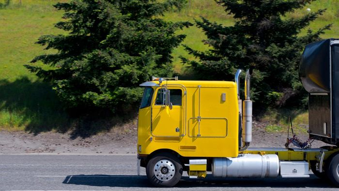 How do you know if used cab-over trucks for sale are still in good condition?