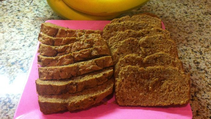 What Is an Easy Recipe for Banana Nut Bread?
