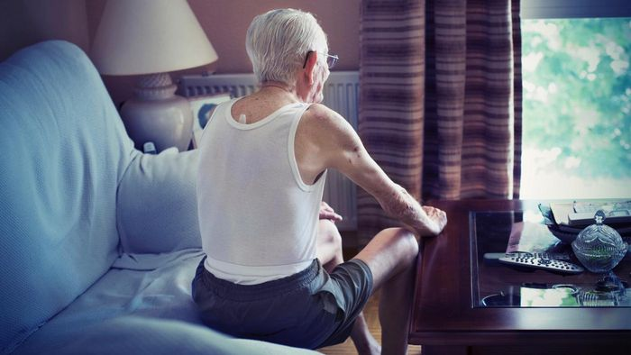 What are the stages of Alzheimer's disease prior to death?