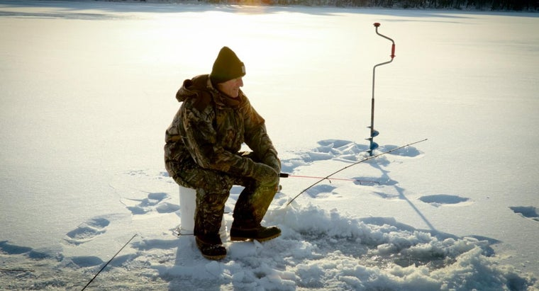 What Are Some Good Ice Fishing Augers?
