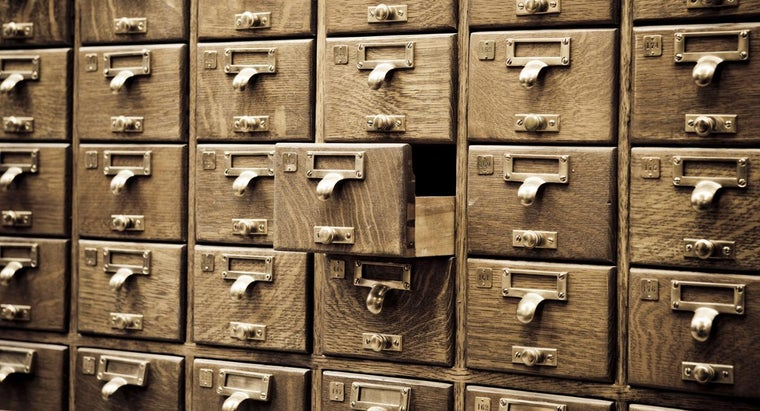 Are There Any Popular Alternatives to the Dewey Decimal System?