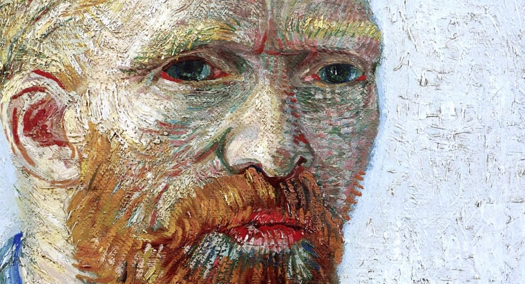 What Are 10 Quick Facts on Vincent Van Gogh?