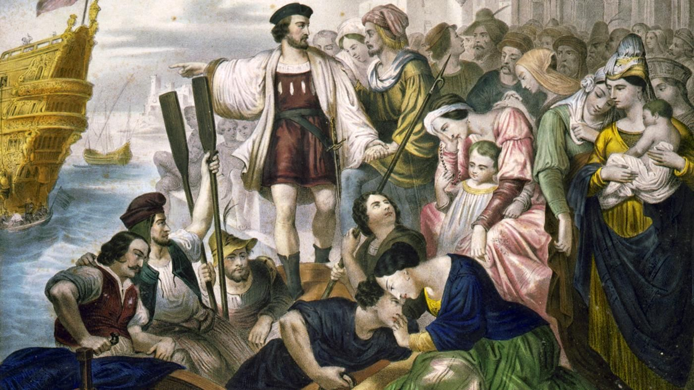 columbus day 2 essay Therefore, columbus day shouldn't be celebrated as an international hero his discovery lead to repercussions that changed the landscape of this miranda downs week 4 essay in 1492, columbus sailed the ocean blue august 3, 1492, columbus sailed from port of palos, spain, with three ships.