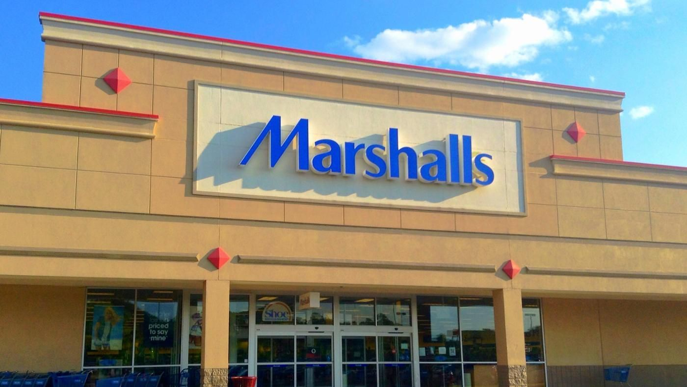 Marshalls store online shopping