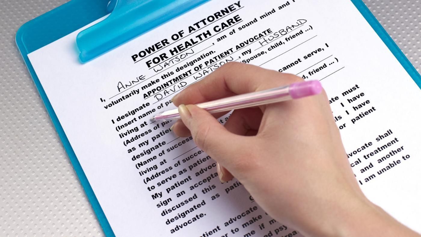 What are blank power of attorney forms reference falaconquin