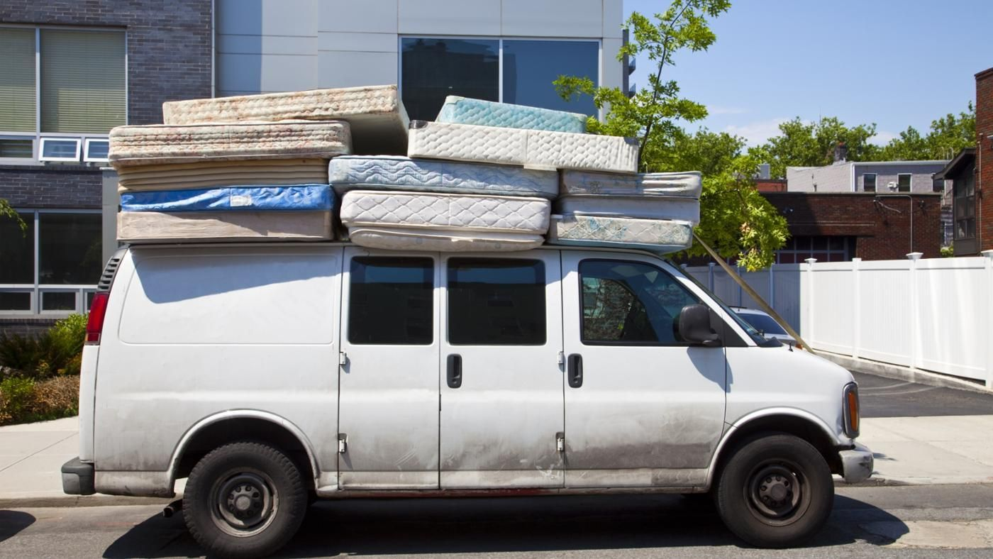 Can I Fit A Twin Size Bed Mattress Into A Minivan