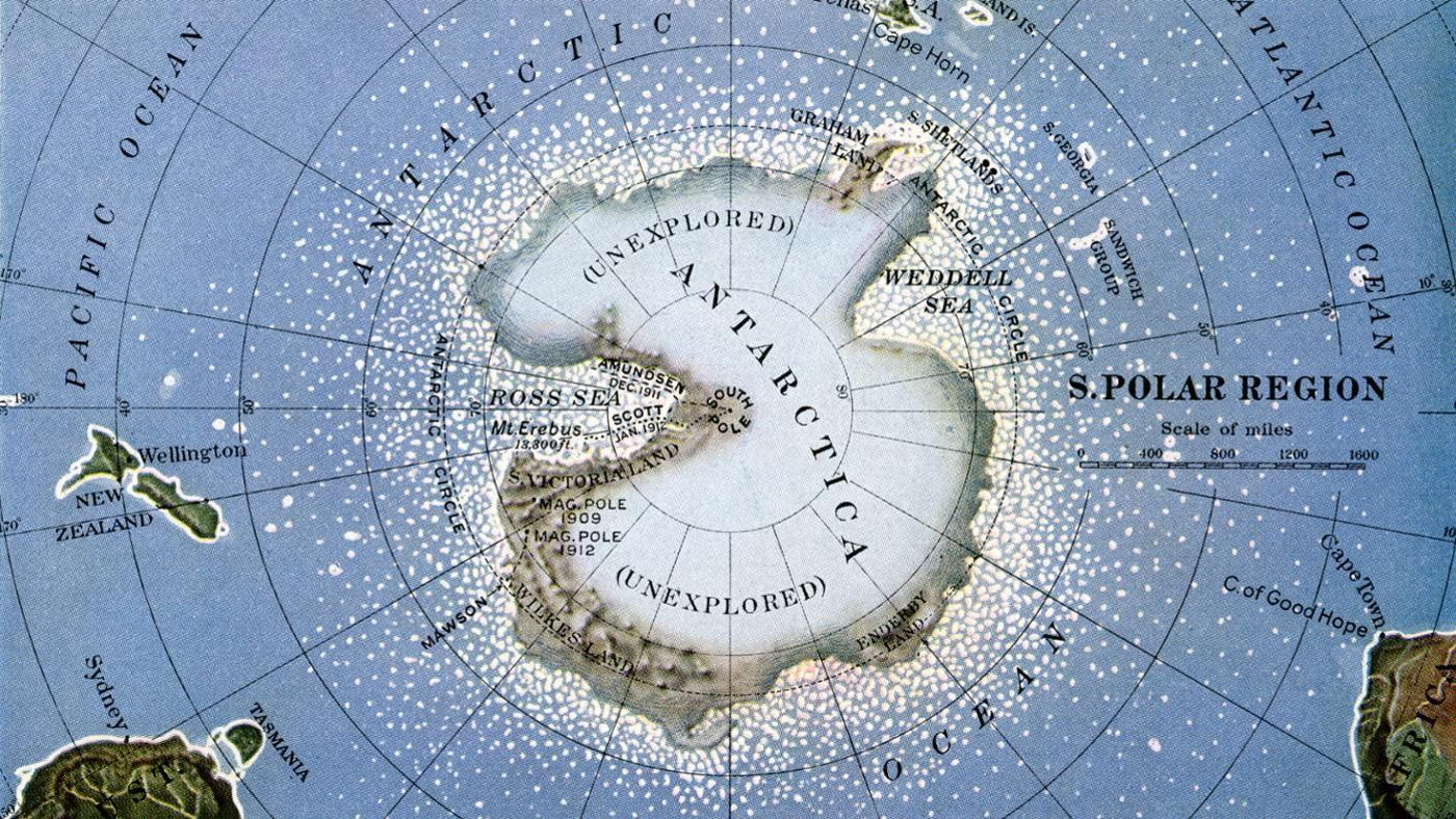 The Antarctic Treaty System: Introduction - State