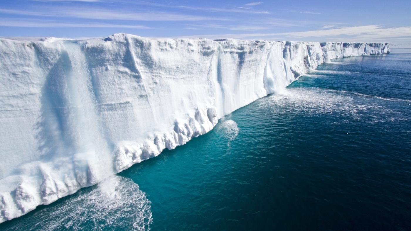 the problem of ice caps melting in canada The earth's surface contains many forms of snow and ice  glaciers, ice caps, and ice  for example, melting ice sheets on greenland and.