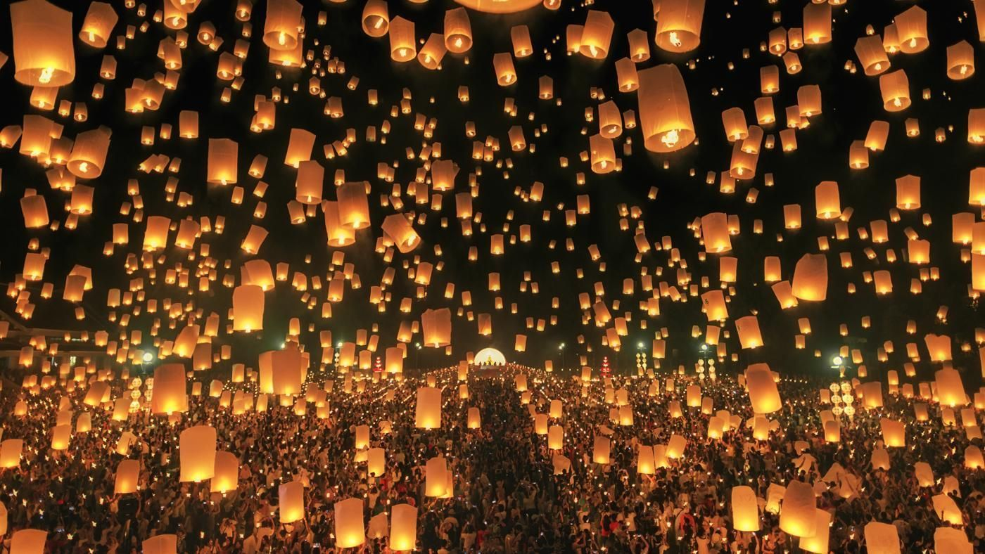 What Do Chinese Lanterns Symbolize Reference