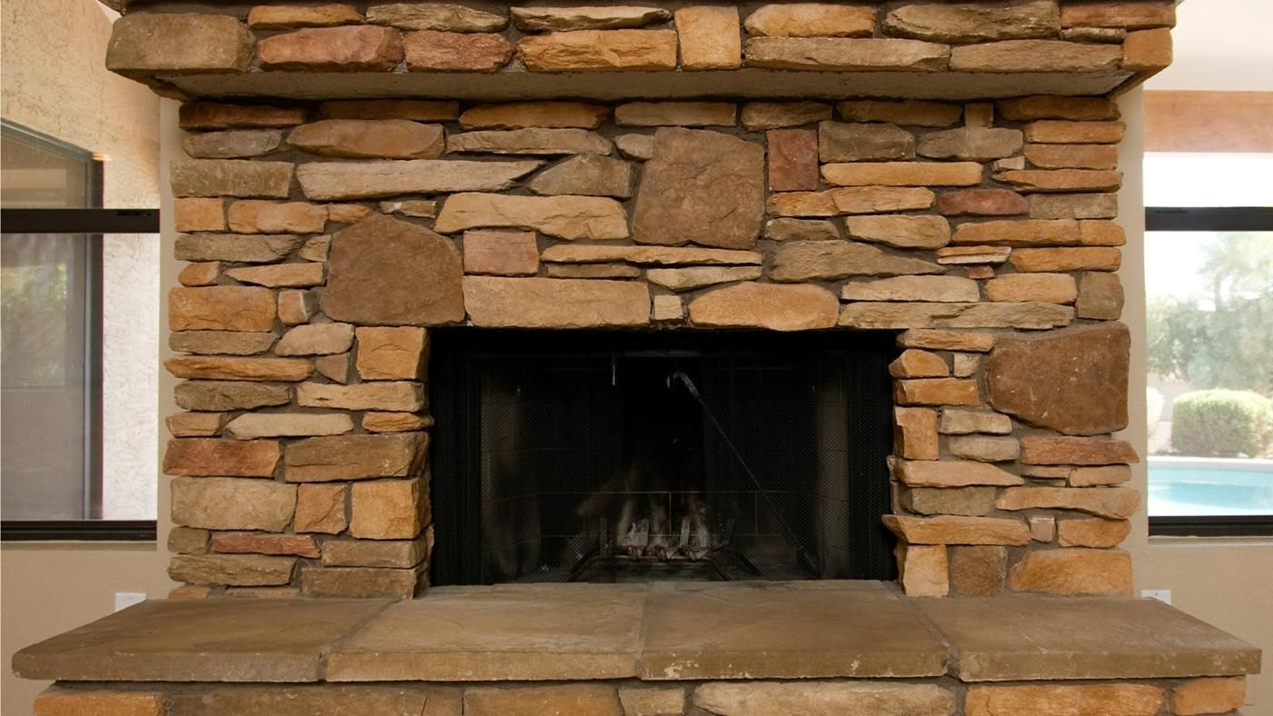 my pin oak with mantel wood and sandstone burner fireplace reclaimed