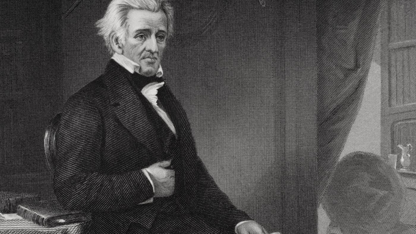 american civ andrew jackson Andrew jackson lived a truly epic life born to hardy scotch-irish stock in the waxhaws, a backcountry region in the then-disputed border between the despite his significance and popularity, andrew jackson has not escaped the ire of the american jihadists wantonly purging american history in.