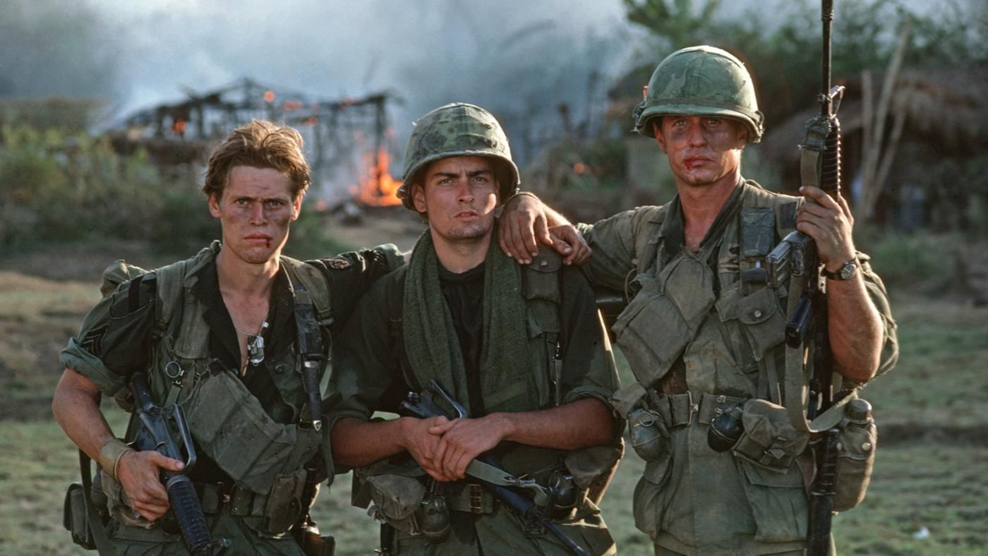 platoon vietnam war and role model Huey helicopters in the vietnam war the real platoon vietnam music video platoons are normally organized into a company, which typically consists of three, four or the battalion is usually part of a regiment, brigade, or group, depending on the organizational model used by that service.
